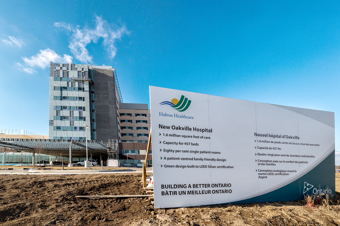 New Hospital: a catalyst for health sciences and research